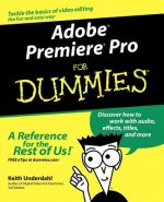 Adobe Premiere Pro for Dummies