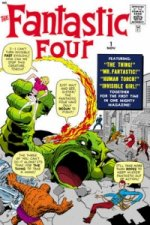 Fantastic Four Volume 1 (New Printing)