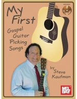 My First Gospel Guitar Picking Songs Book/CD Set