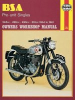 B. S. A. Pre-unit Singles Owner's Workshop Manual