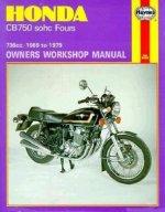 Honda CB750 Sohc Four (69 - 79)