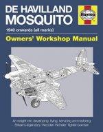 de Havilland Mosquito Owners' Workshop Manual