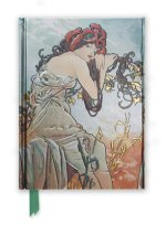Flame Tree Notebook (Mucha Summer, 1896)