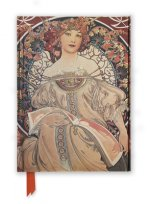 Flame Tree Notebook (Mucha Reverie)
