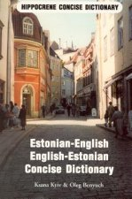 Estonian-English / English-Estonian Concise Dictionary