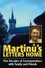 Martinu's Letters Home