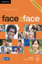 Face2face Starter Student's Book with DVD-ROM
