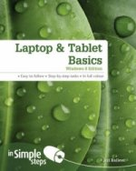 Laptop & Tablet Basics Windows 8 Edition in Simple Steps