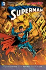 Superman Volume 1: What Price Tomorrow? TP (The New 52)