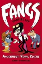 Fangs Vampire Spy Book 3 Assignment