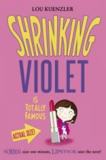 Shrinking Violet is Totally Famous