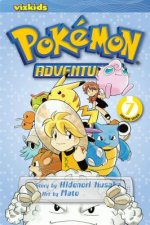 Pokemon Adventures (Red and Blue), Vol. 7