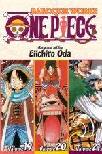 One Piece (Omnibus Edition), Vol. 7
