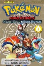 Pokemon Adventures: Heart Gold Soul Silver, Vol. 1