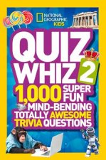 National Geographic Kids Quiz Whiz 2