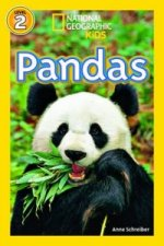 National Geographic Kids Readers: Pandas