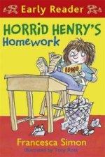 Horrid Henry Early Reader: Horrid Henry's Homework