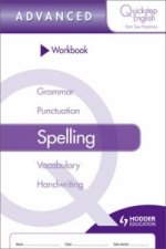Quickstep English Workbook Spelling Advanced Stage