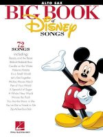 Big Book of Disney Songs (Alto Sax)