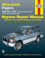 Mitsubishi Pajero Petrol & Diesel Automotive Repair Manual