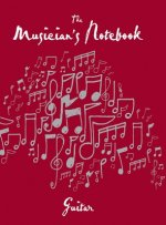 Musicians Notebook Guitar