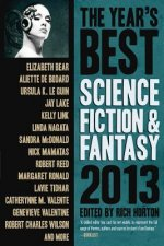 Year's Best Science Fiction & Fantasy