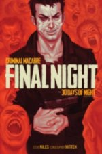 Criminal Macabre: Final Night - The 30 Days of Night Crossov