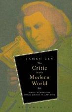 Critic in the Modern World