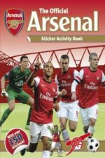 Official Arsenal Sticker Activity Book