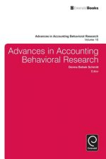 Advances in Accounting Behavioural Research
