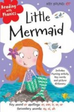 Reading With Phonics Little Mermaid