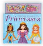 Magnetic Dressing Up Princesses