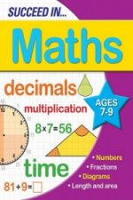 Succeed in Maths 7-9 Years