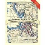 Bradshaw's Railway Atlas - Great Britain and Ireland 1852