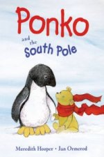 Ponko and the South Pole