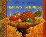 Handa's Surprise in Hindi and English