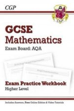 GCSE Maths AQA Exam Practice Workbook (with Answers and Onli