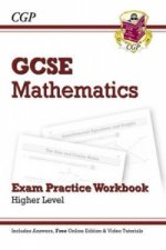 GCSE Maths Exam Practice Workbook (with Answers and Online E