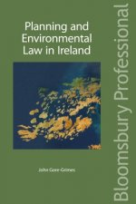 Planning and Environmental Law in Ireland