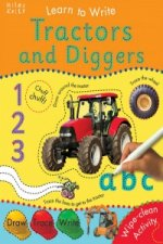 Tractors and Diggers