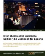 Intuit QuickBooks Enterprise Edition 12.0 Cookbook for Exper