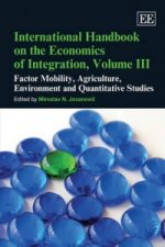 International Handbook on the Economics of Integration