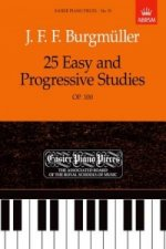 25 Easy and Progressive Studies, Op. 100