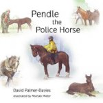 Pendle the Police Horse