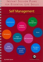 Instant Session Plans for Essential Life Skills: Self Manage