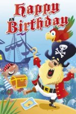 Happy Birthday - Pirates