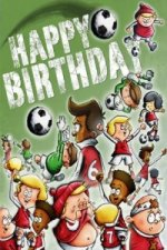 Happy Birthday - Soccer