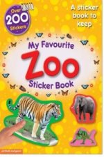 My Favourite Zoo Sticker Book