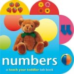 Teach Your Toddler Tabs Numbers
