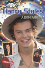 Harry Styles 1D Annual 2014
